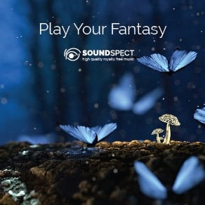 SoundSpect Music Album Cover 01 Play-your-Fantasy